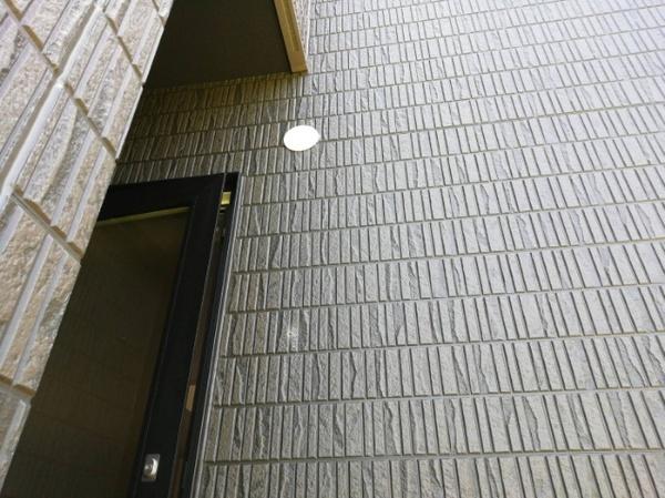 室外機位置変更による外壁補修サムネイル