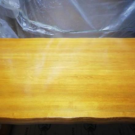 テーブル塗装後