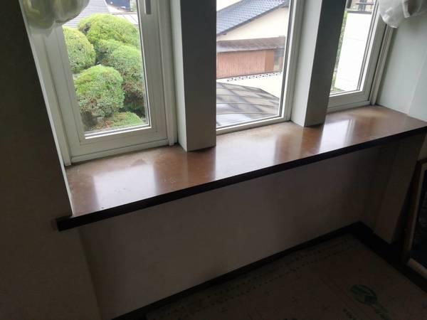熊本市東区でカウンター塗装を行いました。サムネイル