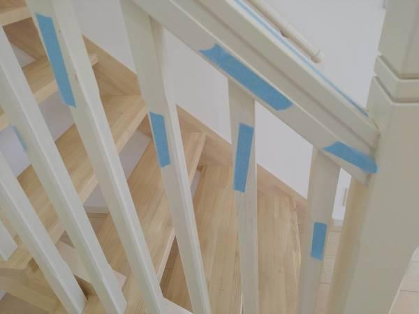 熊本市東区で階段手摺塗装を行いました。サムネイル